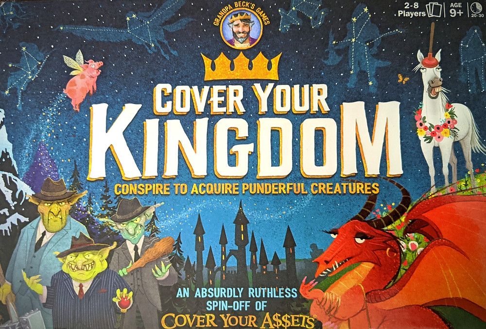 Cover Your Kingdom Box Art