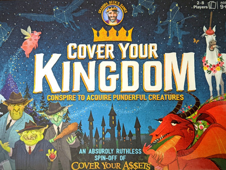 Fun and Puns: Cover Your Kingdom
