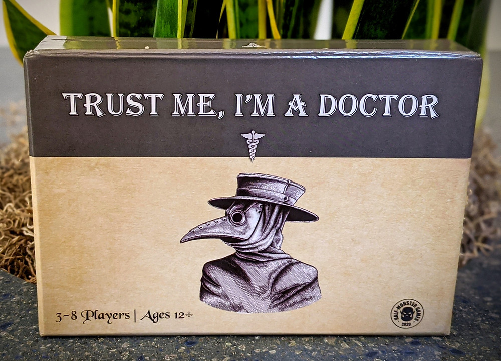 Trust me, I'm a Doctor Box