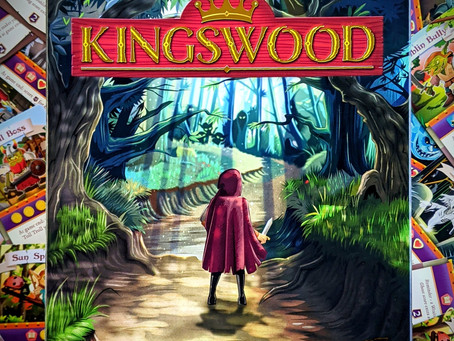 All the King's Horses & All the King's Men Couldn't Wait to Play this Game Again & Again - Kingswood