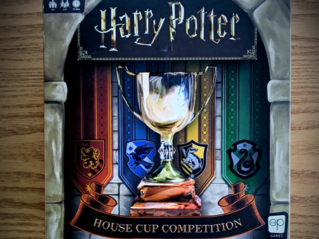 10 Points for Hufflepuff - Harry Potter House Cup Competition