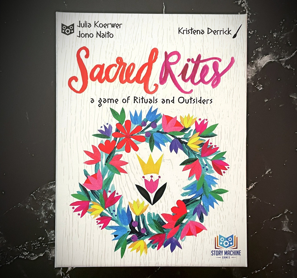 Sacred Rites Box