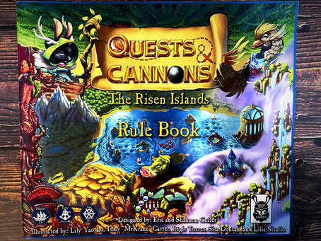 Time for a Quest - Quests & Cannons: The Risen Islands