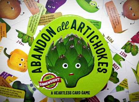 We Heart This Game - Abandon All Artichokes