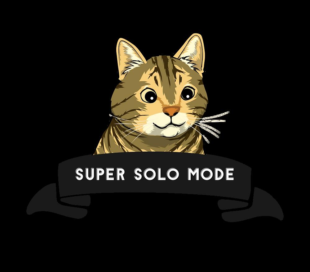 Super Solo Mode Badge