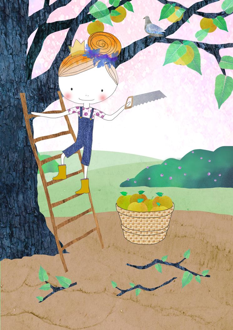 kinderboek-prinsesje