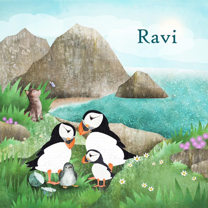 geboortekaartje-Ravi-voorkant-RGB