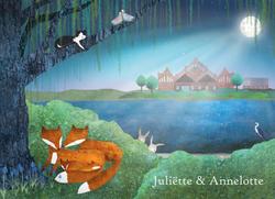 geboortekaartje-juliette-en-annelotte