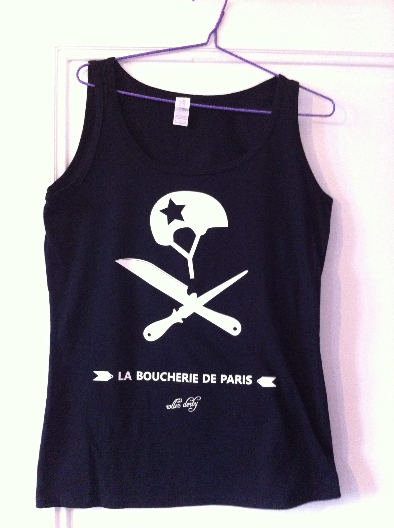 Tank top Boucherie 12€