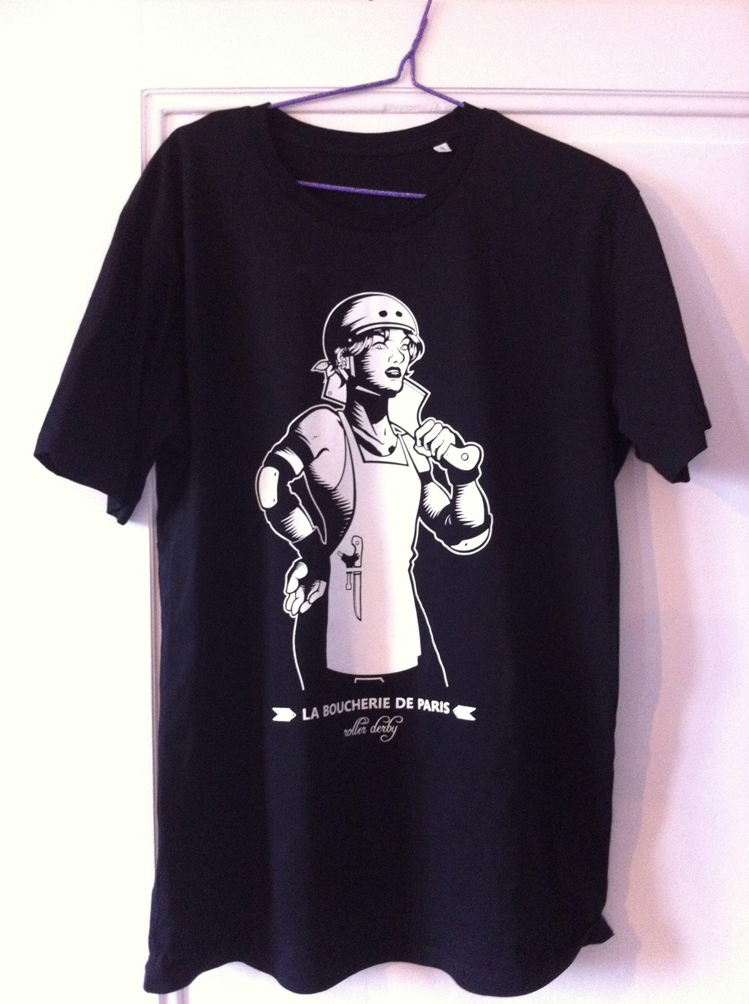 T-Shirt Bouchère 15€