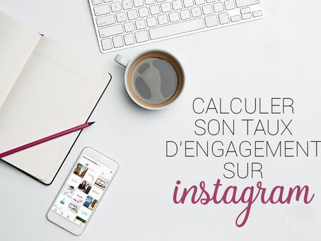 Calculer le taux d'engagement sur Instagram