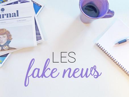 Les Fake News sur les réseaux sociaux