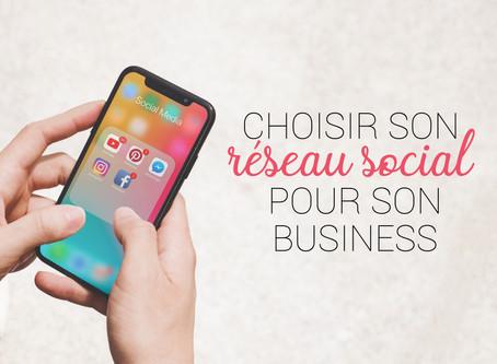 Comment bien choisir son réseau social pour son business ?