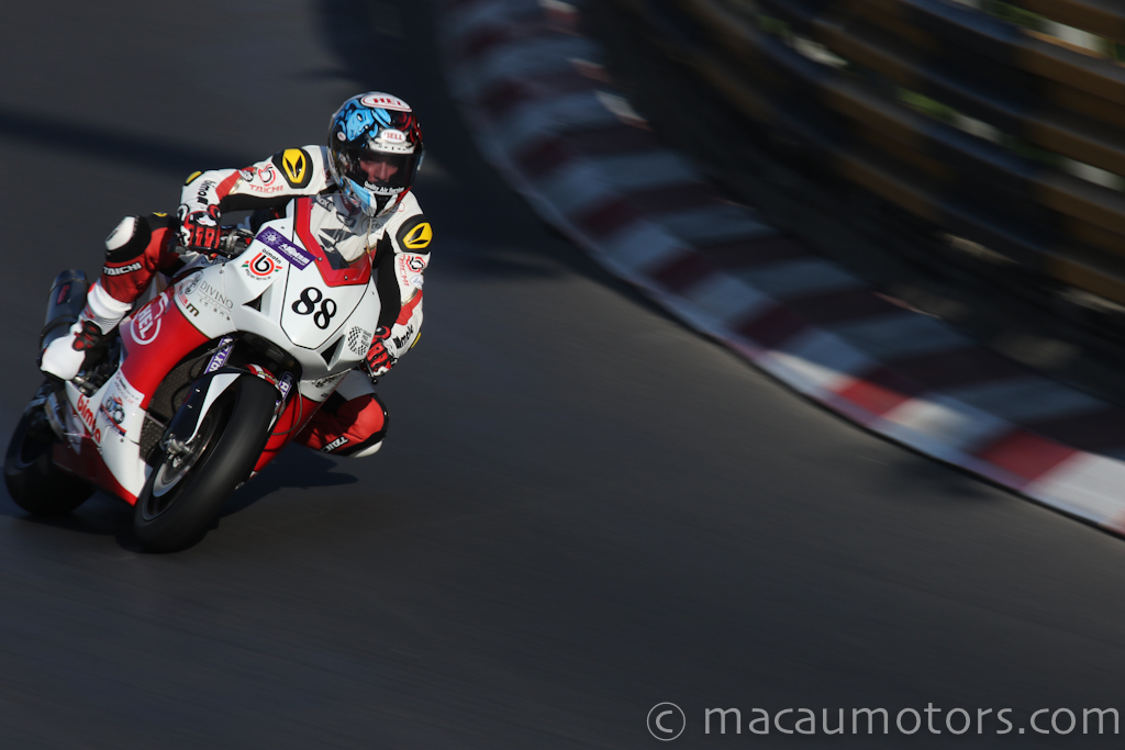 Motorcycle GP18