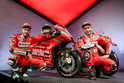2019 MotoGP Ducati team presented in Switzerland