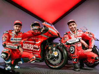 2019 MotoGP Ducati team presented in Switzerland