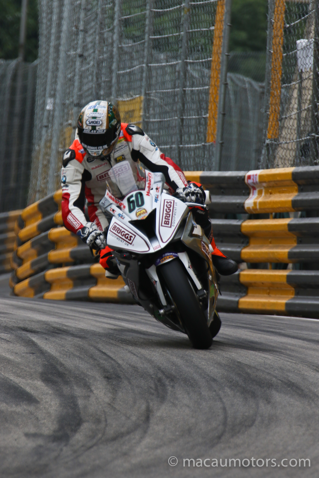 Motorcycle GP17