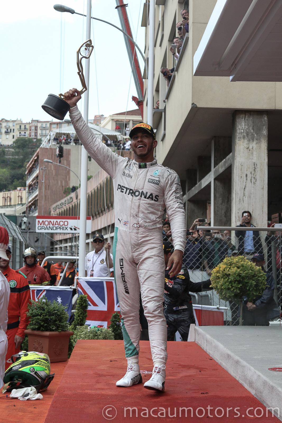 2016 F1 - Monaco GP