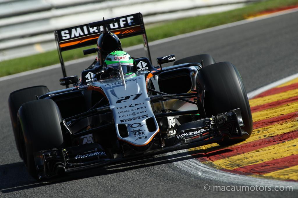 F1 - Spa 2016