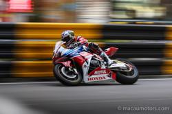 Motorcycle GP3