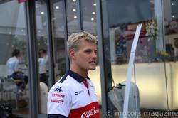 2018 F1 German GP