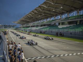 F3 Asian Championship announces Winter Series 2019