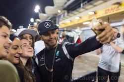 F1 - Bahrain 2016