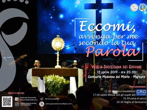 Veglia Diocesana dei Giovani