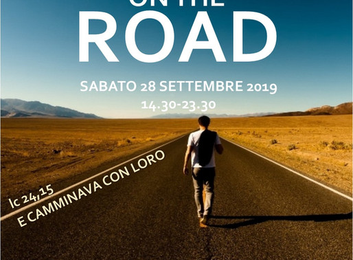 Gresta On the road: e camminava on loro