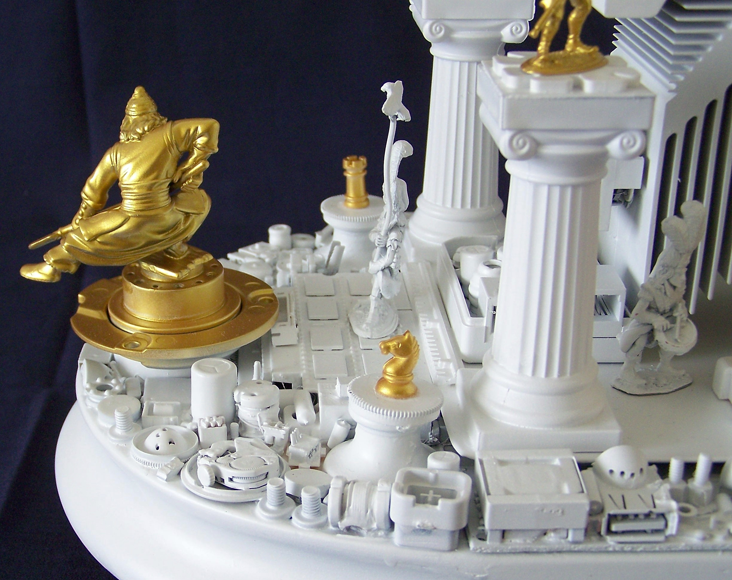 THE TEMPLE 5