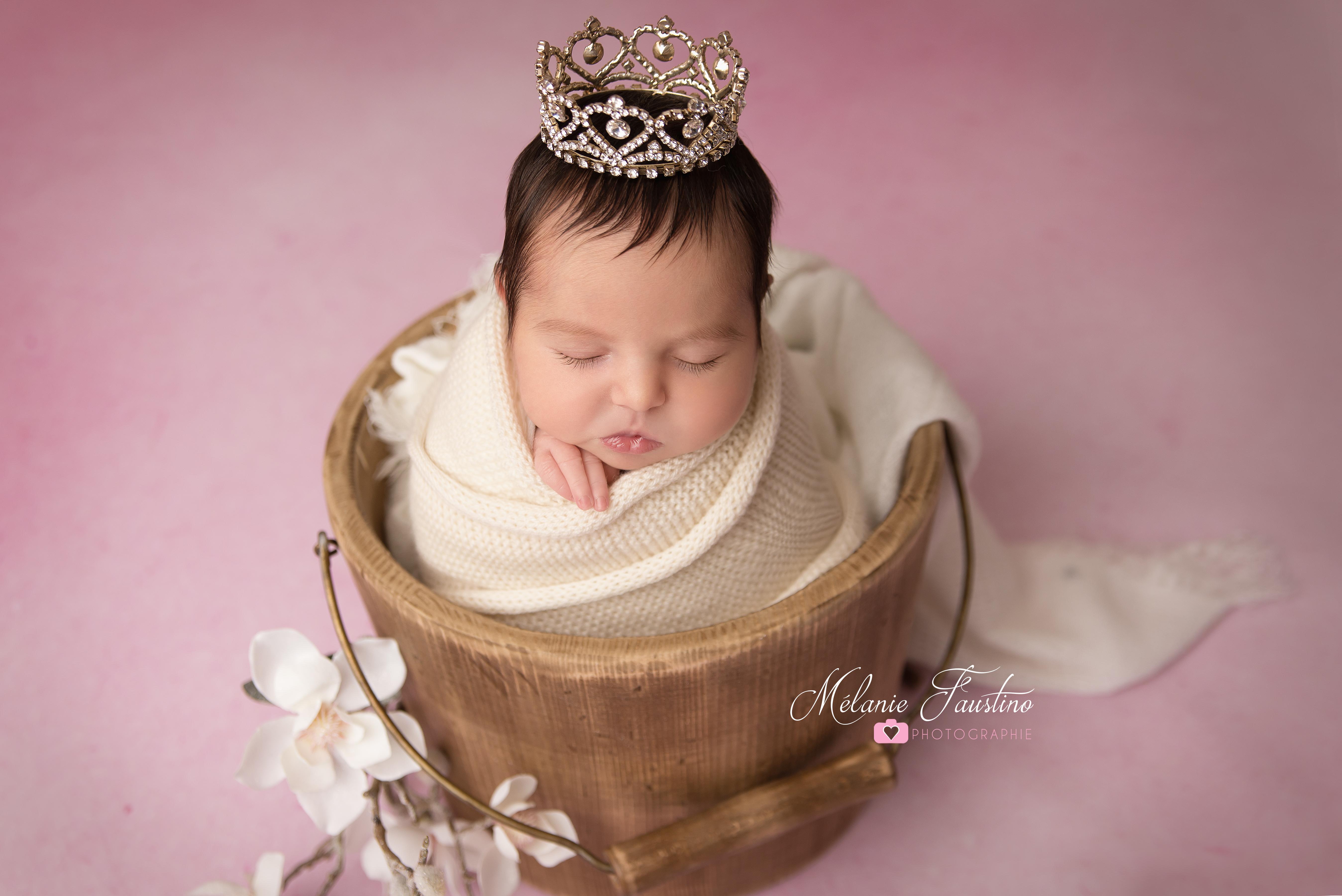 photo bébé naissance princesse 94