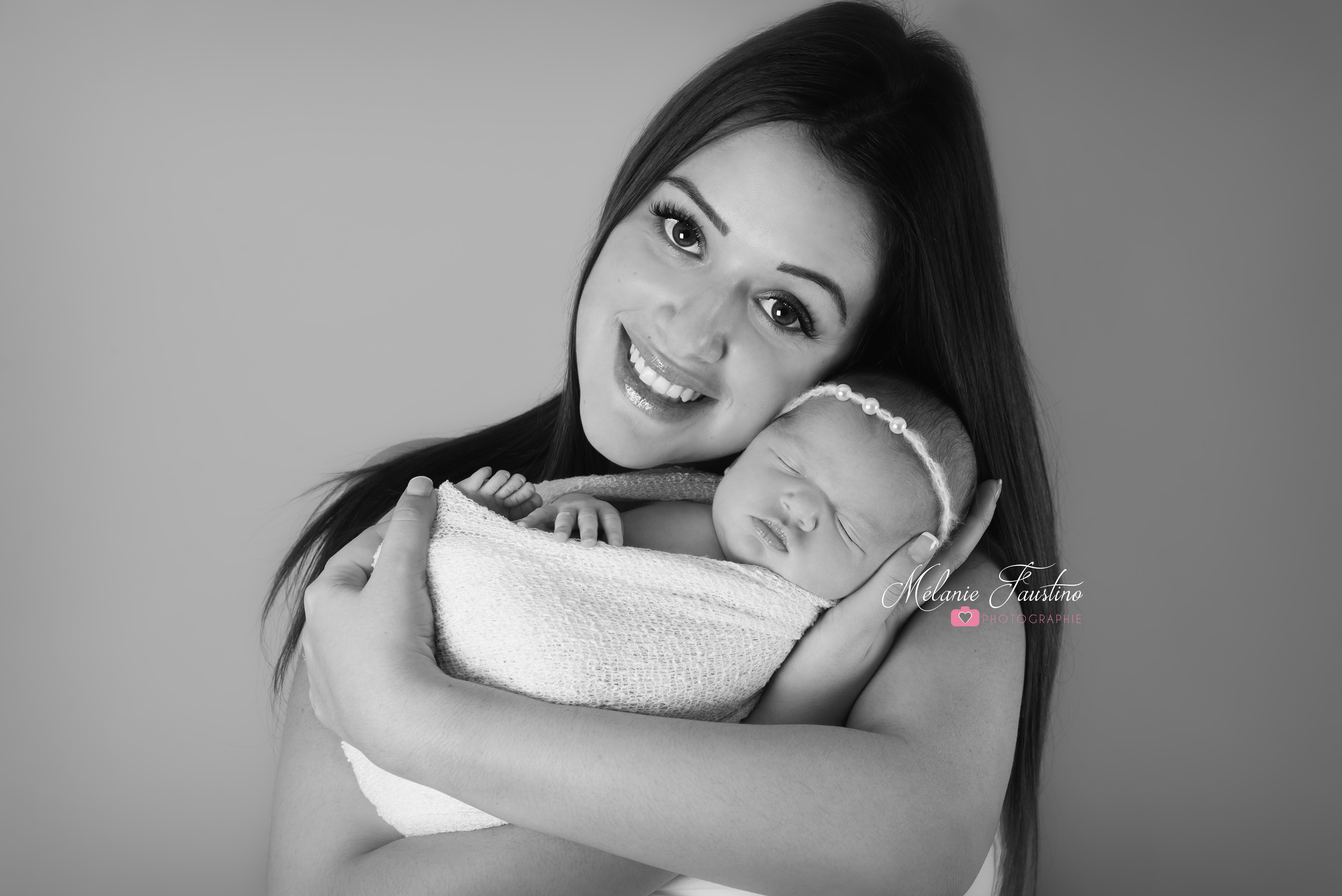 photo maman bébé paris