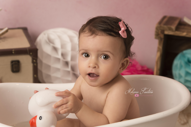 1er anniversaire bébé photo studio91