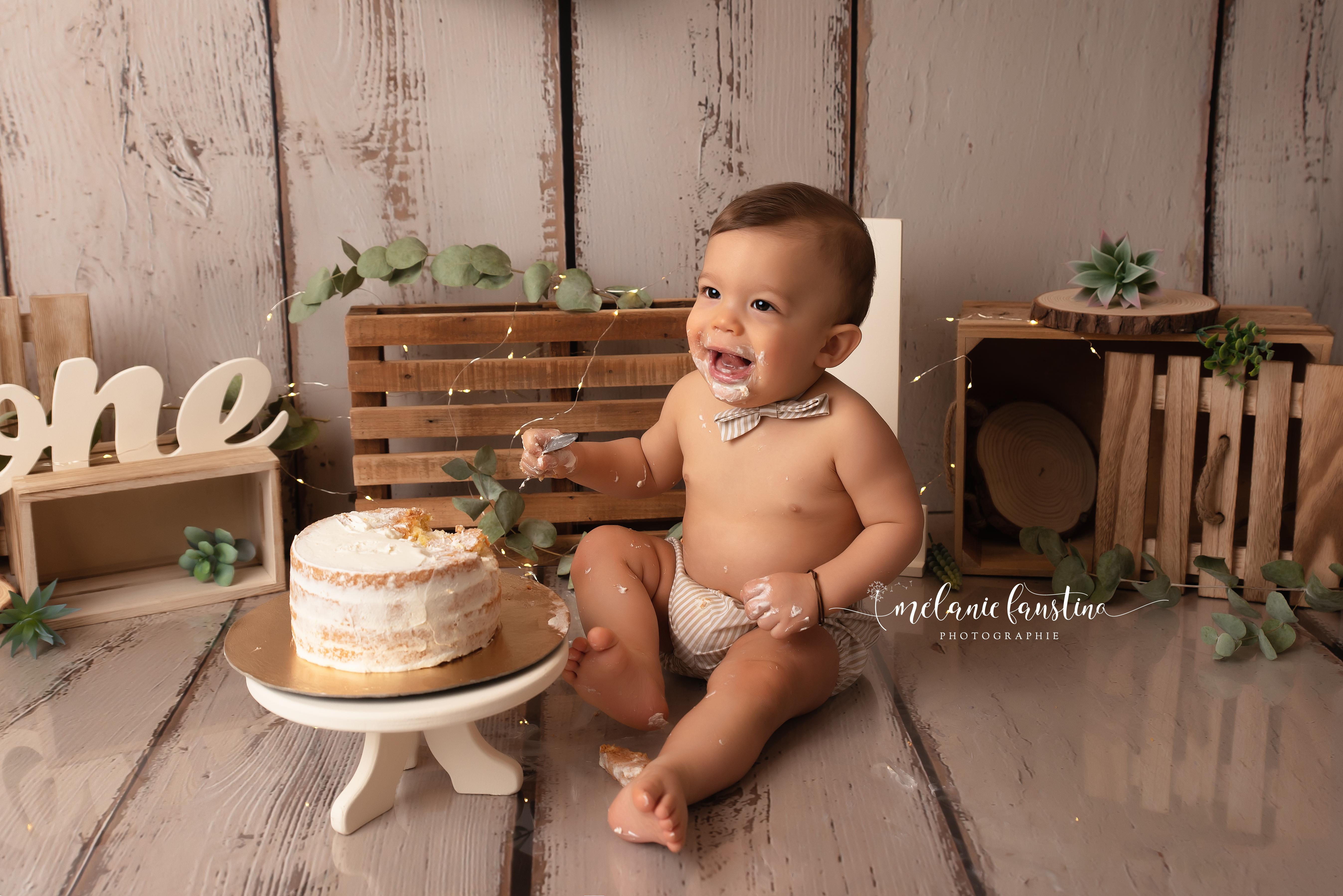séance photo smash the cake paris 94