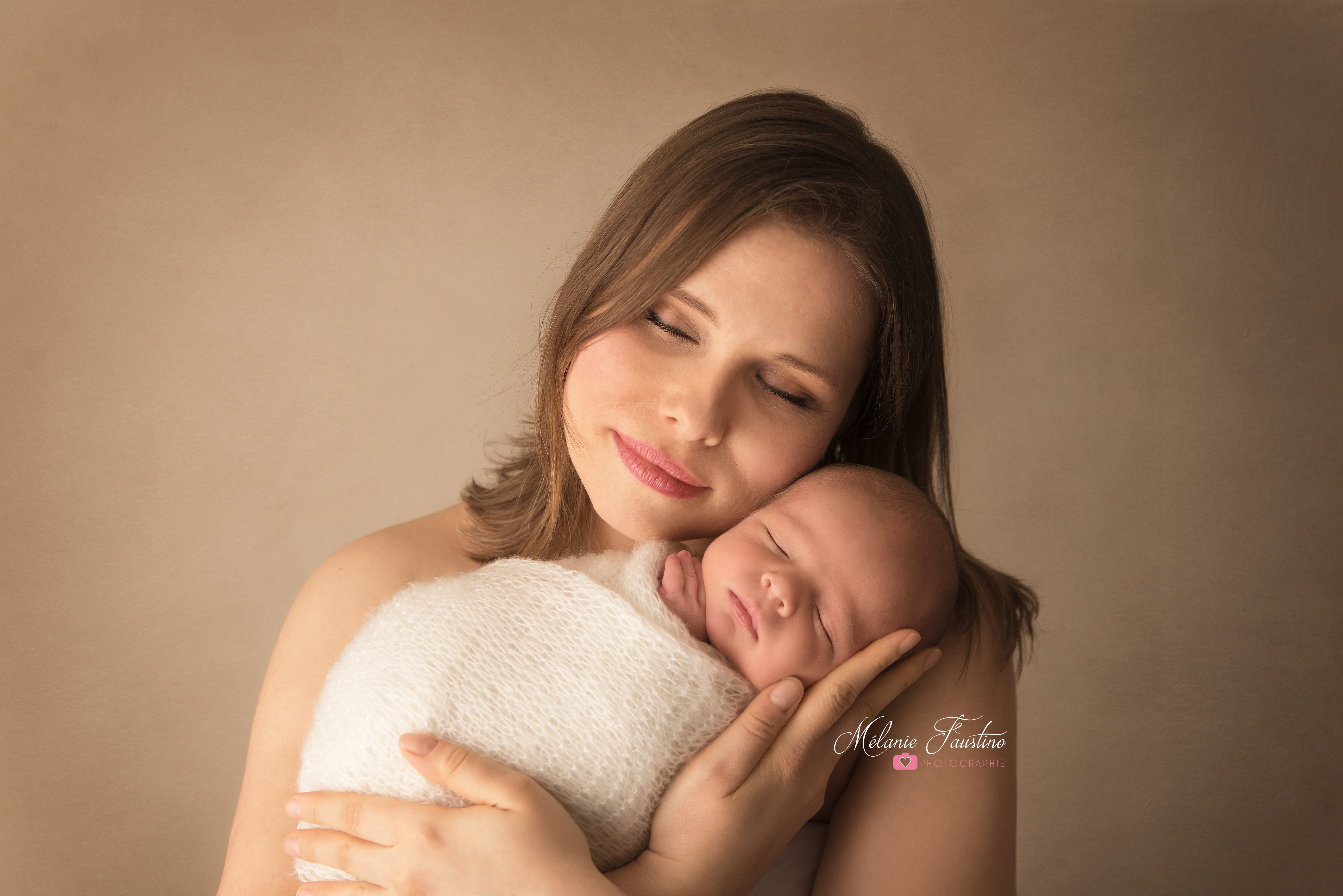 photo maman bébé maternité 94