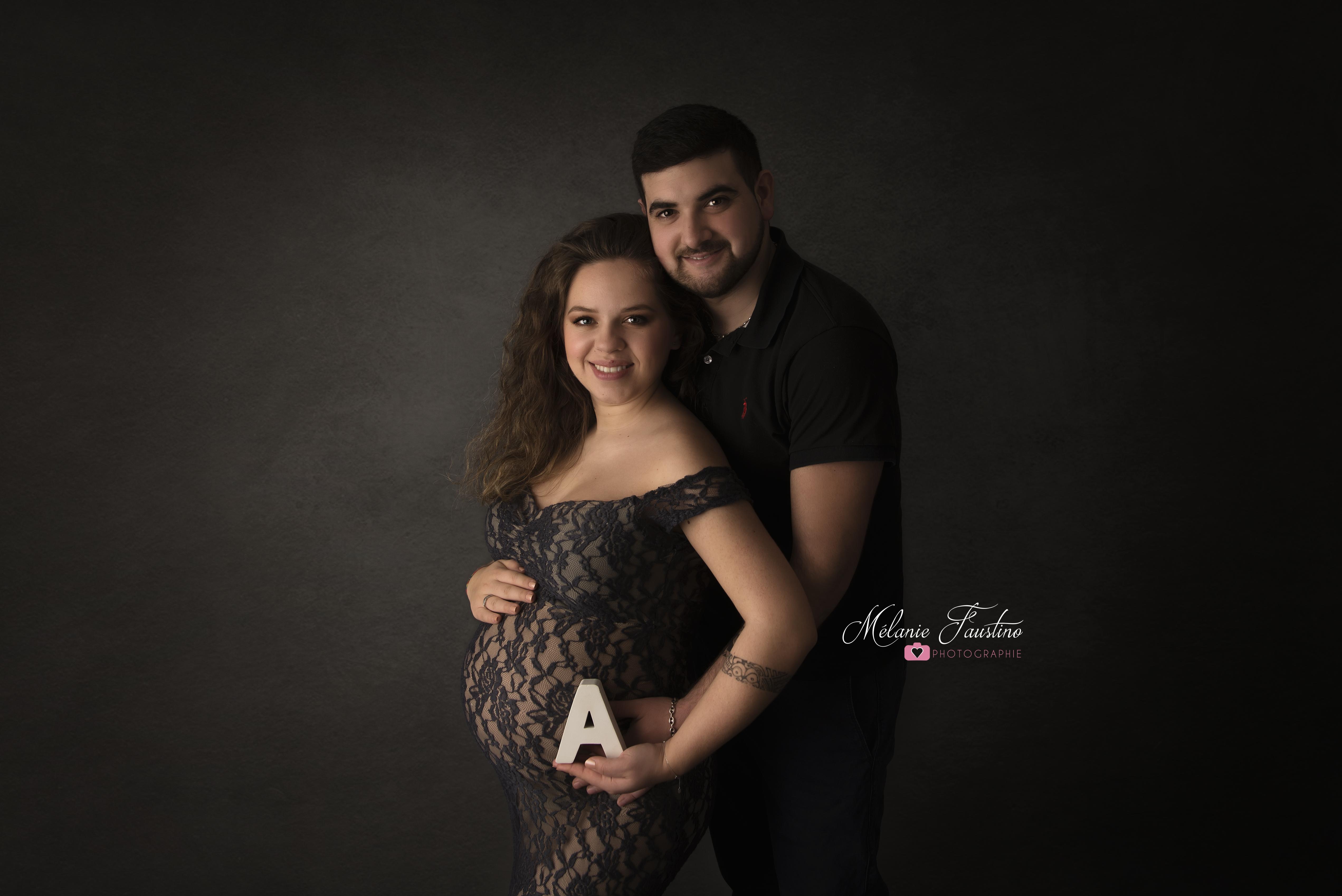 photo grossesse couple femme enceint