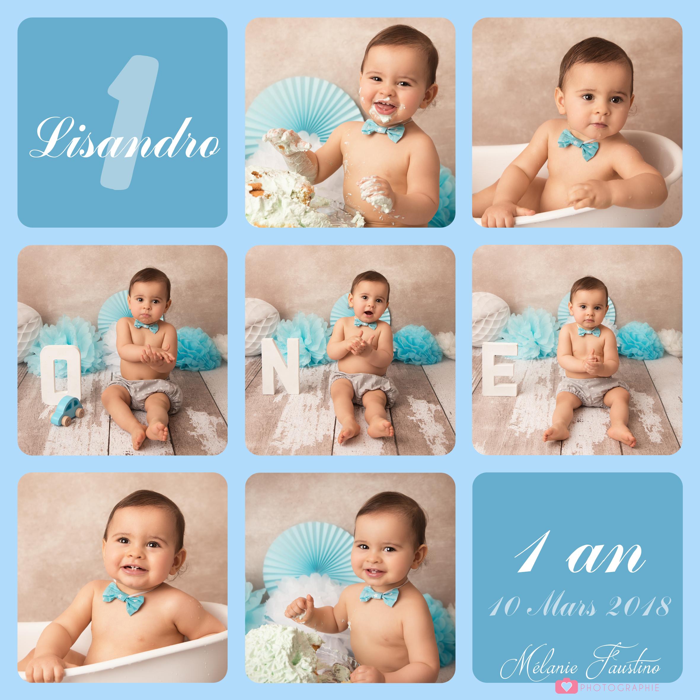 photographe 1er anniversaire bébé 94