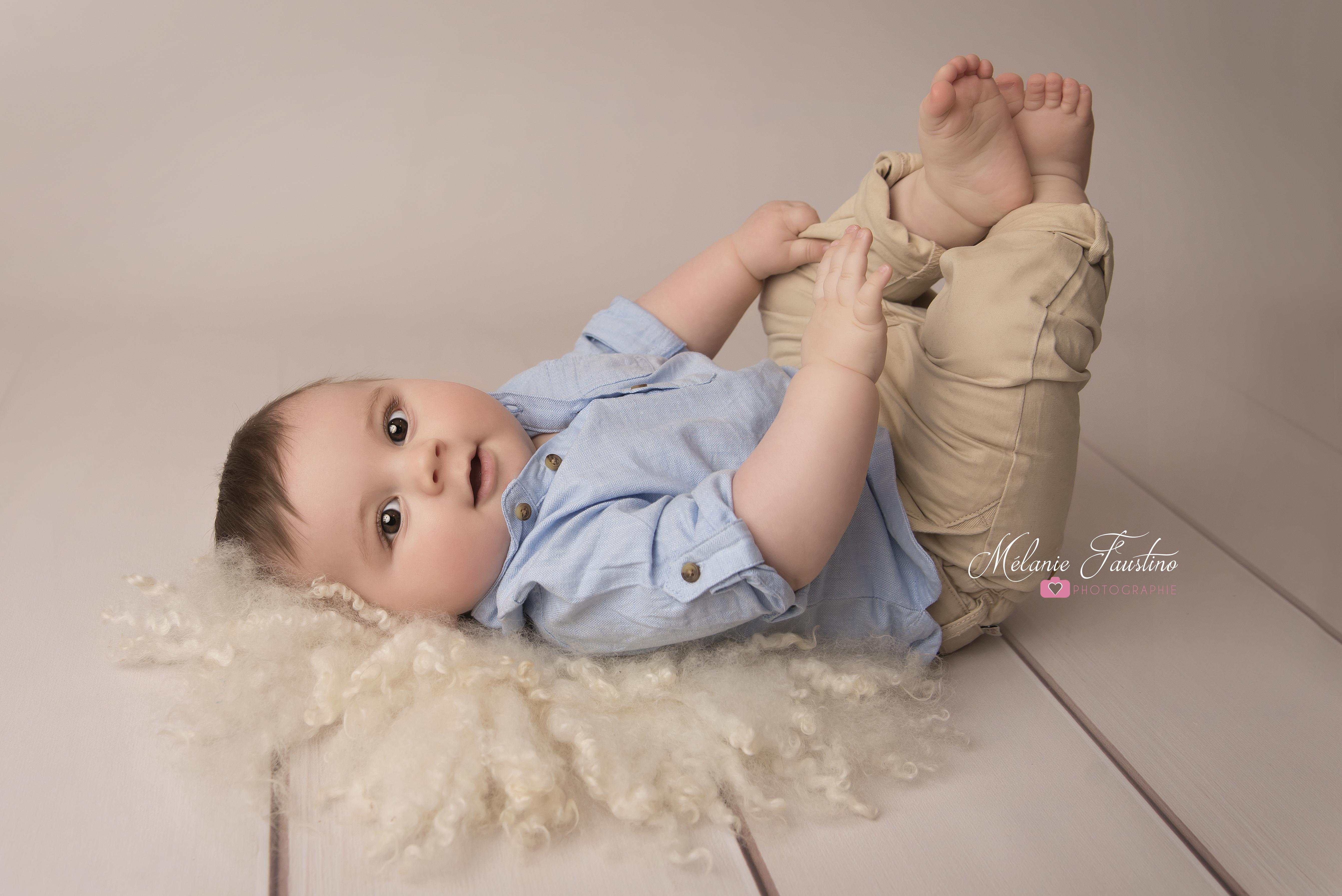 séance photo bébé 6 mois paris 94