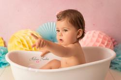 anniversaire bébé photographe studio
