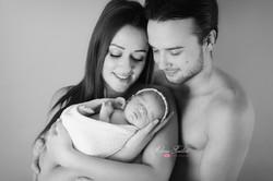 photo famille nouveau-né 75