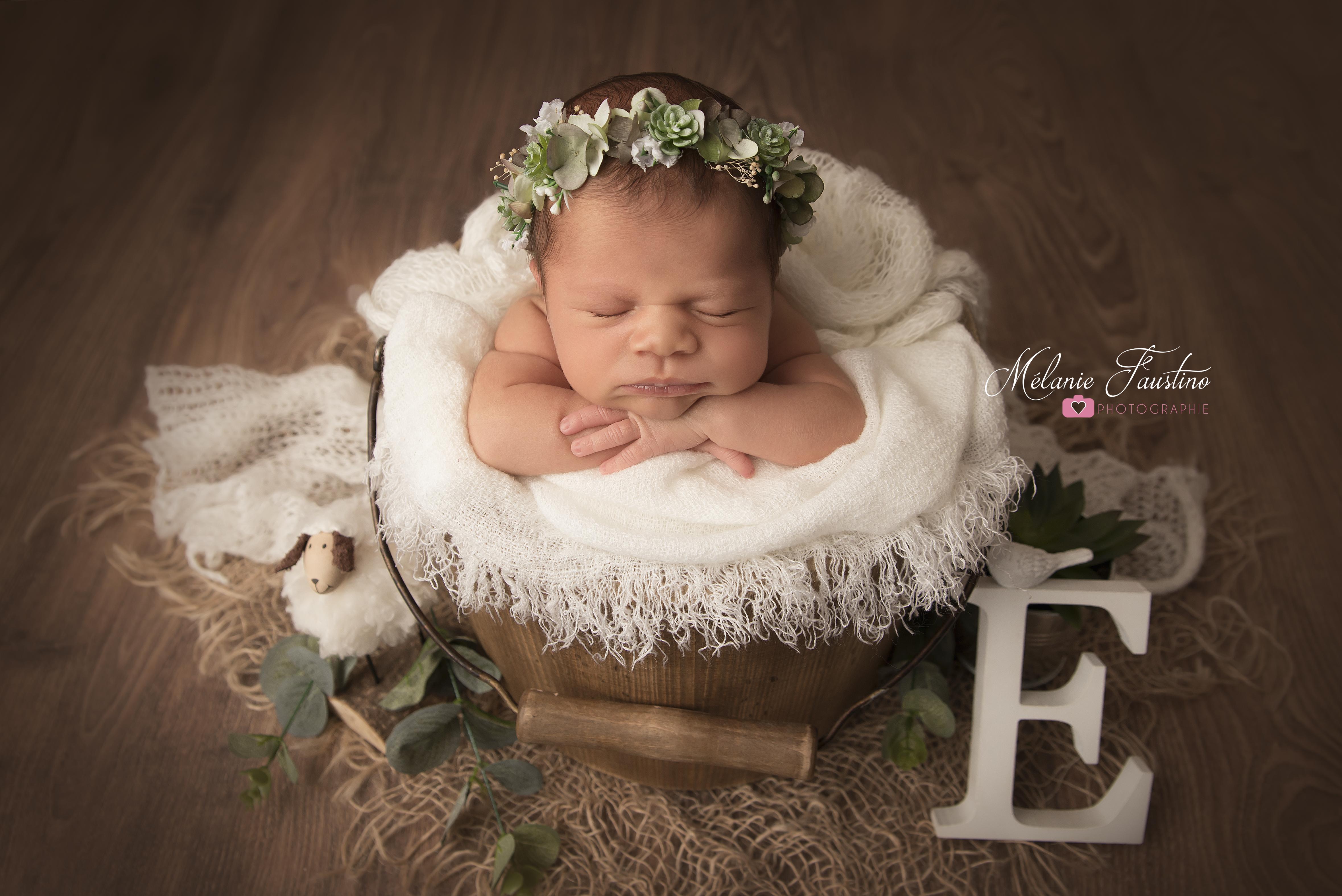 photos nouveau-né bébé paris