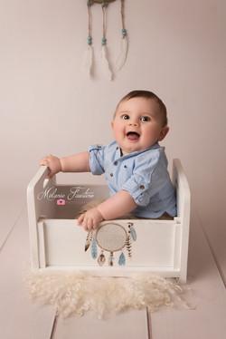 photo bébé studio 6 mois paris 94 75