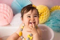 photo anniversaire bébé séance photo