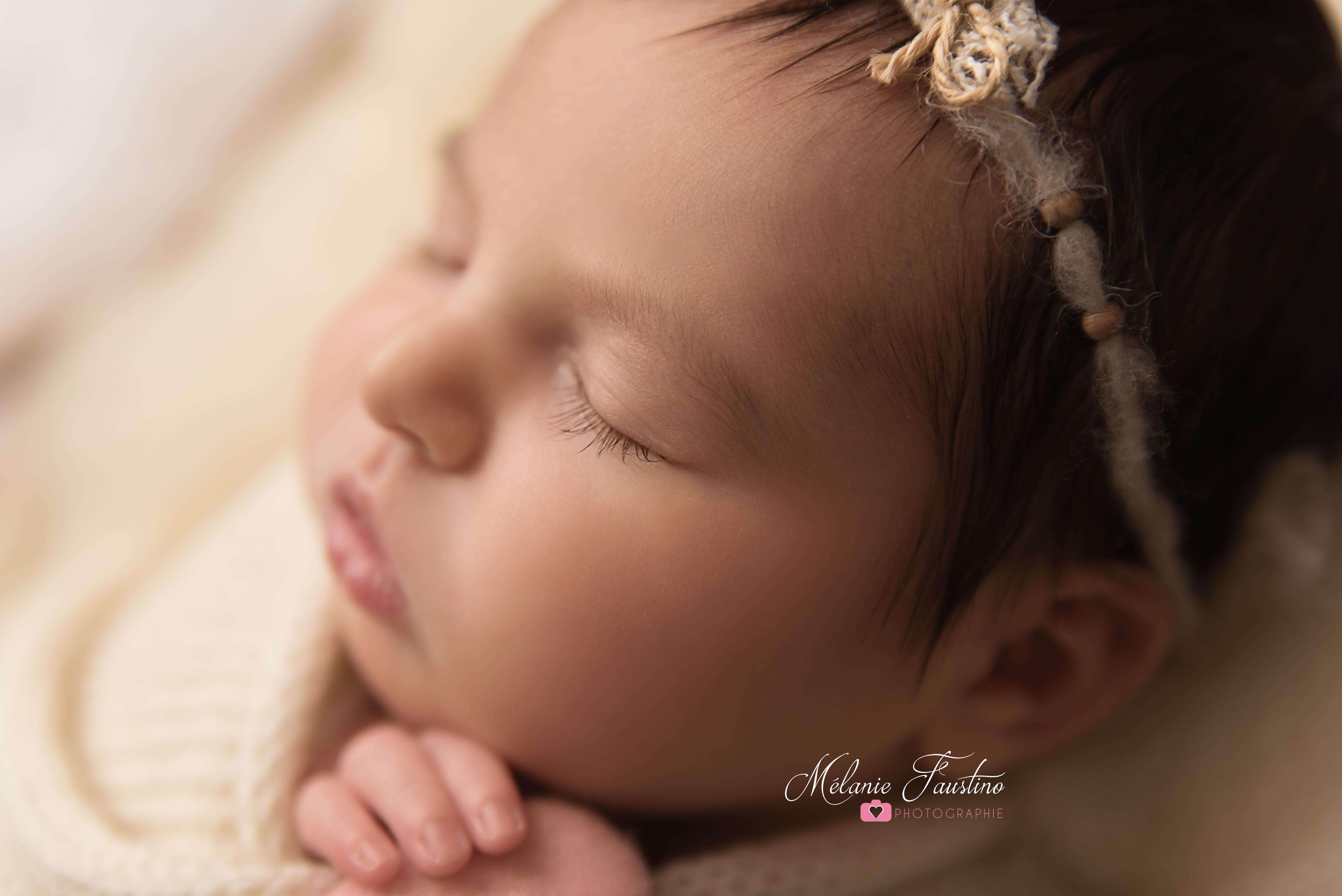 Photographe nouveau-né bébé paris 94