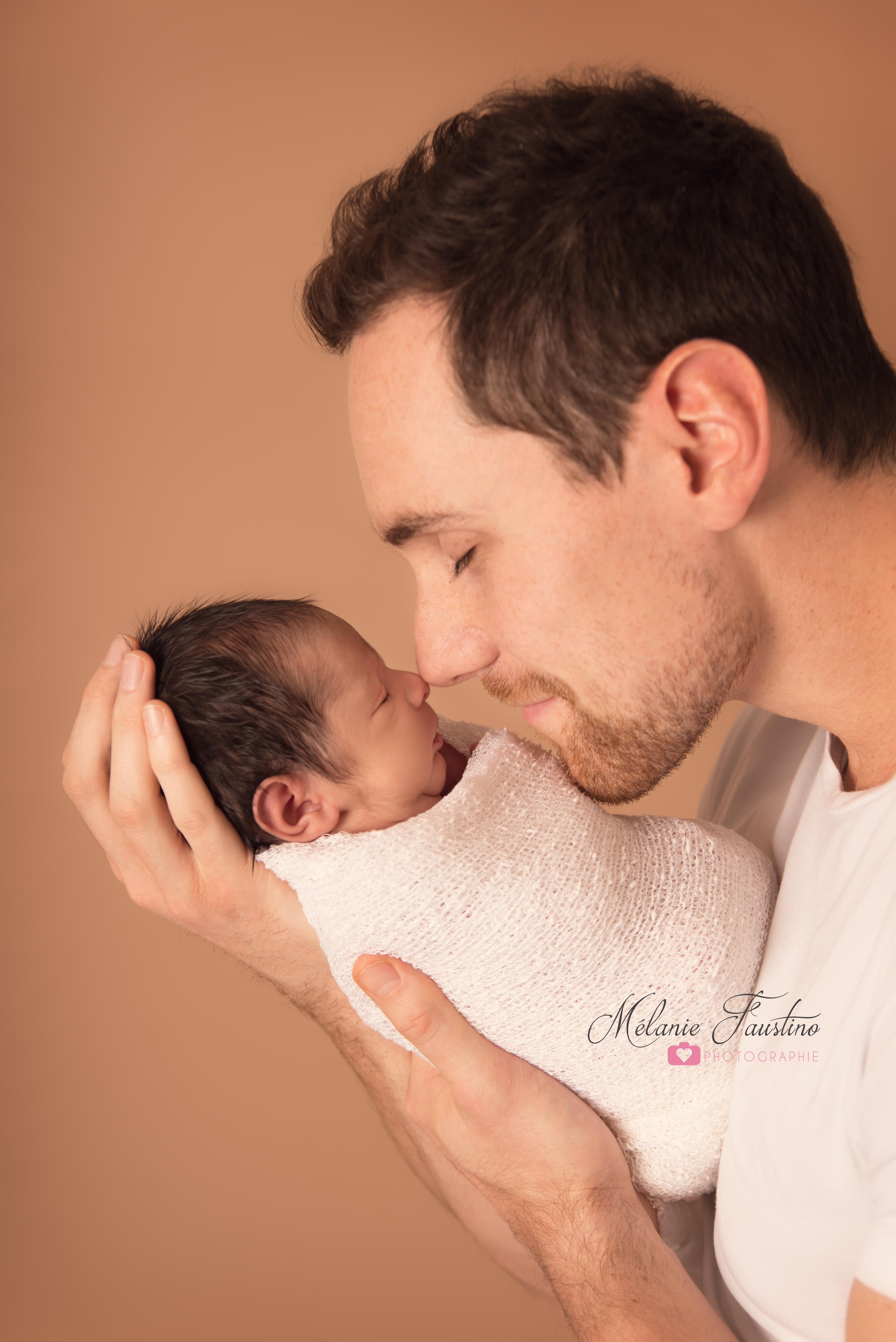 photo bébé papa ile de france