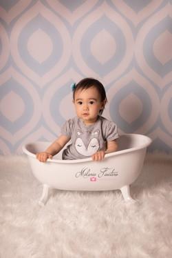 photos bébés 1 an paris