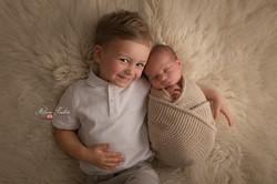 photo naissance grand frère bébé 94