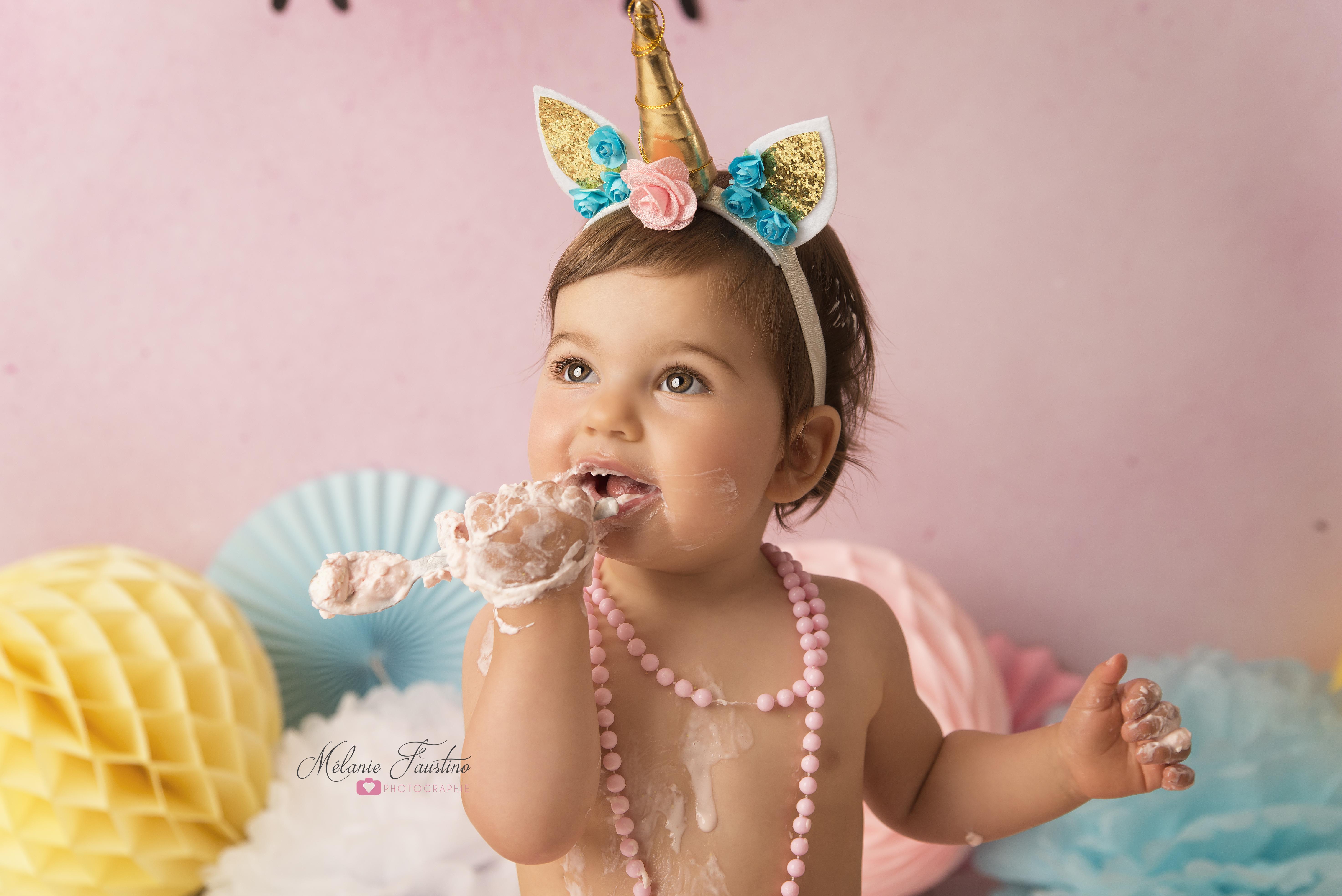 photographe 1er anniversaire bébé