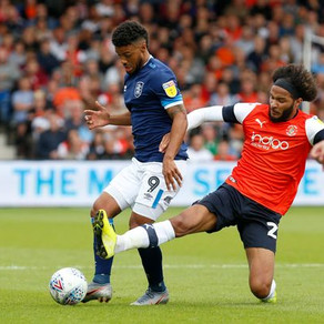 Analysis of Luton's up-turn in form at the end of January