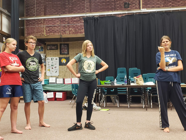 Shakespeare practice